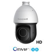 HONEYWELL IP PTZ Camera, 1080P, WDR, 25X ZOOM, IR, H.265/H.264, PoE+, IP66
