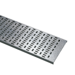 Prism Enclosures 12U 150mm Straight cable tray Aluminium