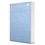 Seagate One Touch externe harde schijf 1000 GB Blauw