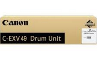 Canon 8528B003 (C-EXV 49) Drum unit, 75K pages