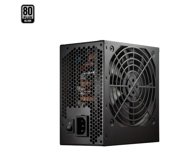 FSP/Fortron 650W RAIDER II 80+ Silver 120mm FAN ATX PSU 5 Years Warranty (LS)