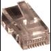 Lanview LVN125432 wire connector RJ45 Transparent