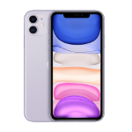 Apple iPhone 11 15,5 cm (6.1 Zoll) Dual-SIM iOS 14 4G 128 GB Violett