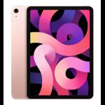 """Apple iPad Air 4G LTE 64 GB 27.7 cm (10.9"""") Wi-Fi 6 (802.11ax) iOS 14 Rose gold"""