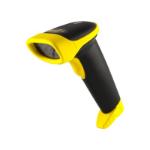 Wasp WLR8950 SBR Handheld bar code reader 1D Linear Black, Yellow