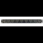 Vertiv EGVHVRN082-104UKLUK-V power distribution unit (PDU) 8 AC outlet(s) Black