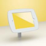 "Bouncepad Static 60 tablet security enclosure 26.7 cm (10.5"") White"