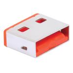 Tripp Lite U2BLOCK-A10-RD port blocker Port blocker key USB Type-A Red Plastic 10 pc(s)