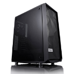 Fractal Design Meshify C Midi-Tower Black computer case
