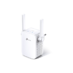 TP-LINK TL-WA855RE V4 Network transmitter & receiver 10,100 Mbit/s White