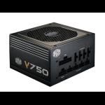 Cooler Master V750 power supply unit 750 W ATX Black
