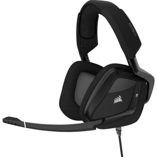 Corsair VOID ELITE USB headset Head-band Binaural Black