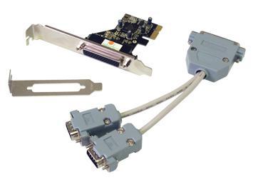 MCL CT-3391PE-B tarjeta y adaptador de interfaz De serie