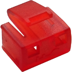 Cablenet 22 2021 Red 25pc(s) cable boot