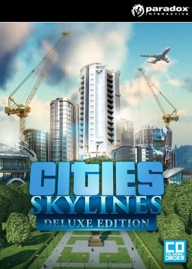 Nexway Cities: Skylines-Deluxe Edition vídeo juego PC/Mac/Linux De lujo Español