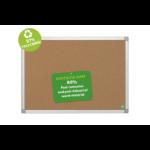 Bi-Office CA031790 bulletin board Fixed bulletin board Brown