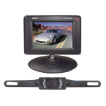 PYLE-CAR AUDIO/VIDEO PYLE 3.5IN MONITOR WIRELESS