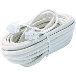 Steren BL-324-015WH Telephony Cable