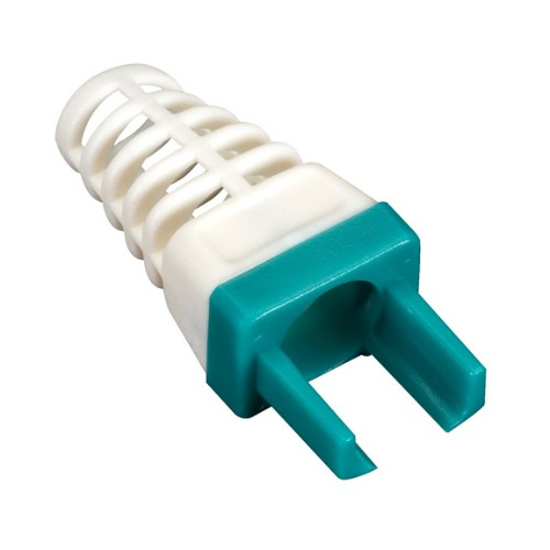 Black Box C6EZ-BOOT-GN cable boot Green, White 25 pc(s)