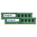 Integral 8GB (2X4GB) PC RAM Module DDR3 1600MHZ LOW VOLTAGE UNBUFFERED DIMM KIT OF 2 EQV. TO KVR16LN11K2/8 FOR KINGSTON memory module