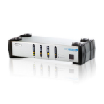 Aten VS461 DVI video switch