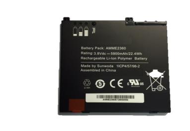 Zebra BTRY-ET5X-8IN1-01 tablet spare part Battery