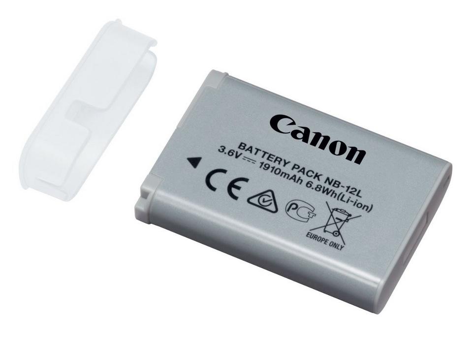 Canon NB-12L Lithium-Ion (Li-Ion)