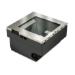 Datalogic MGLN35 ENH T/O FACT 1D/2D Lector de códigos de barras fijo 1D/2D LED Negro, Plata