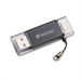 Verbatim 16GB iStore 'n' Go Dual 16GB USB 3.0/Lightning Grey USB flash drive