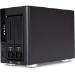 Wortmann AG TERRA NASBOX 2-0000 NAS Desktop Ethernet LAN Black