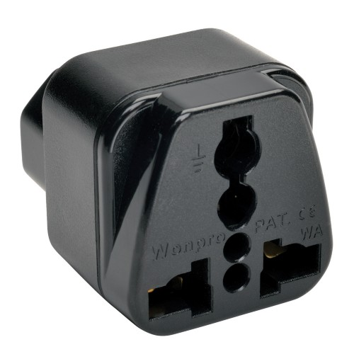 Tripp Lite Multi-International Power Plug Adapter for IEC-320-C13 Outlets