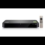 QNAP HS-251+ NAS Compact Ethernet LAN Black storage server