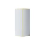 Brother BDE-1J152102-058 printer label White Self-adhesive printer label