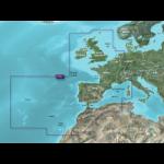 Garmin VEU722L Freshwater & nautical map