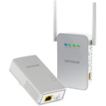 Netgear PowerLINE 1000 + WiFi Ethernet LAN Wi-Fi White 2pc(s) PowerLine network adapter