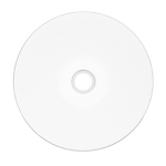 Verbatim CD-R 80MIN 700MB 52X White Inkjet Printable, Hub Printable 25pk Spindle 25 pcs