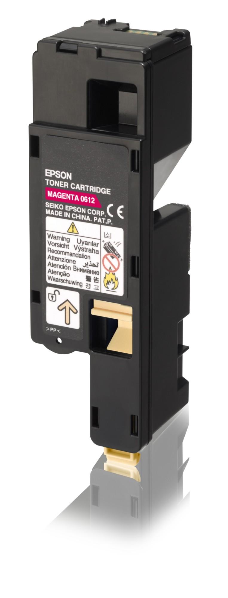 Epson Cartucho de tóner magenta alta capacidad 1.4k