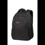 "American Tourister At Work notebook case 39.6 cm (15.6"") Backpack Black, Orange"