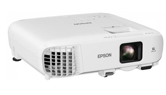 Epson EB-E20 videoproyector 3400 lúmenes ANSI 3LCD XGA (1024x768) Proyector para escritorio Blanco