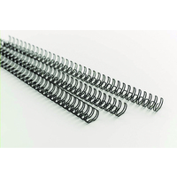 Wire Binding Backs 34-ring 10mm - 100 (rg810610)