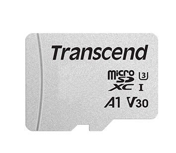 Transcend microSDXC 300S 64GB with Adapter