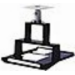 Epson ELPMB48 Ceiling Black project mount