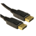 Cables Direct CDLDP-002LOCK DisplayPort cable 2 m Black