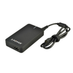 2-Power Slim Universal 90W Laptop & USB Charger includes power cable