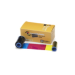 Zebra 800350-370EM printer ribbon 400 pages Black, Cyan, Magenta, Yellow