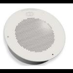 CyberData Systems V2 Analog Speaker 15W White loudspeaker