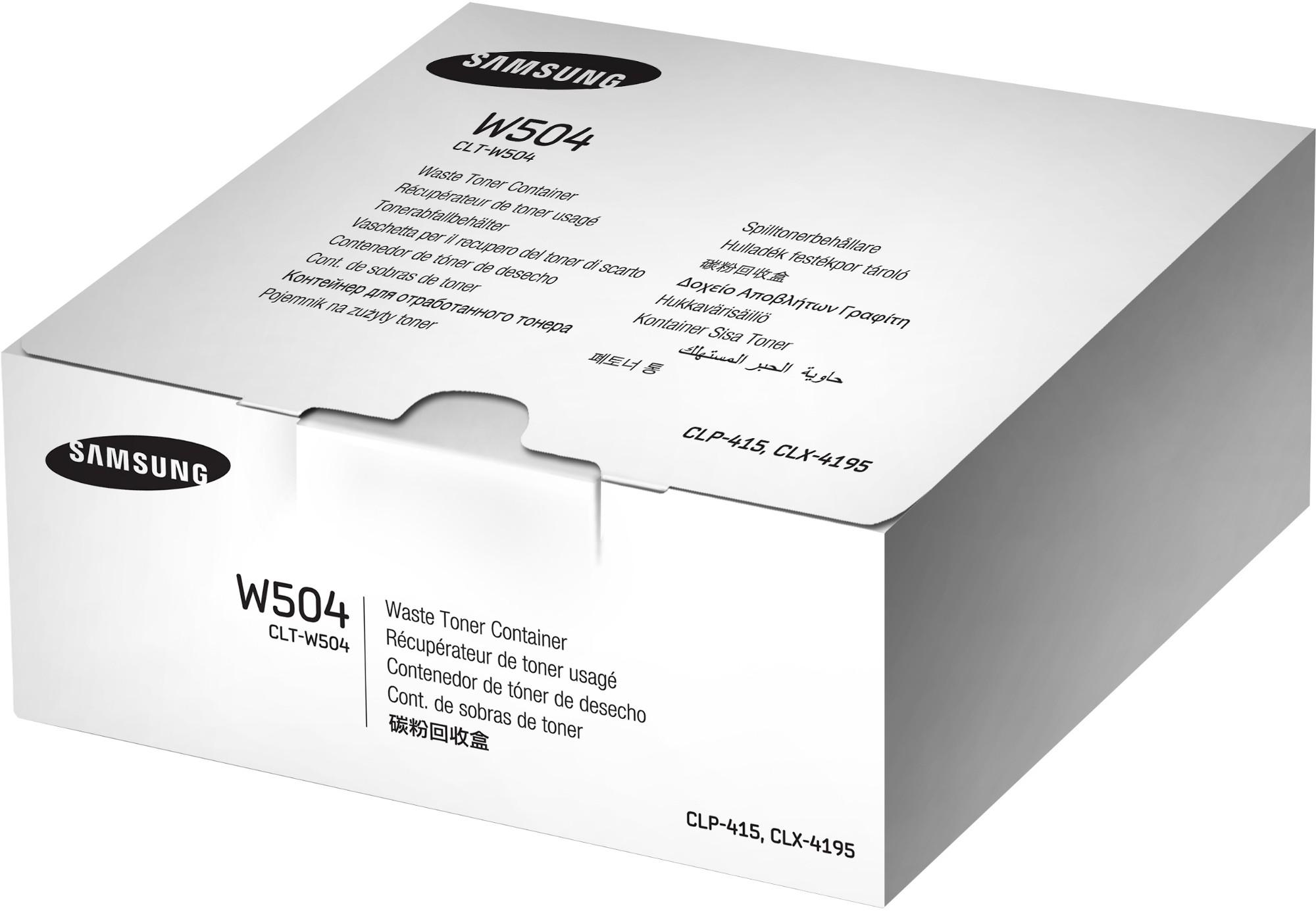 HP SU434A (CLT-W504) Toner waste box, 14K pages