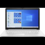 "HP 17-by2053cl DDR4-SDRAM Notebook 17.3"" 1920 x 1080 pixels 10th gen Intel® Core™ i5 12 GB 1000 GB HDD Wi-Fi 5 (802.11ac) Windows 10 Home Silver"