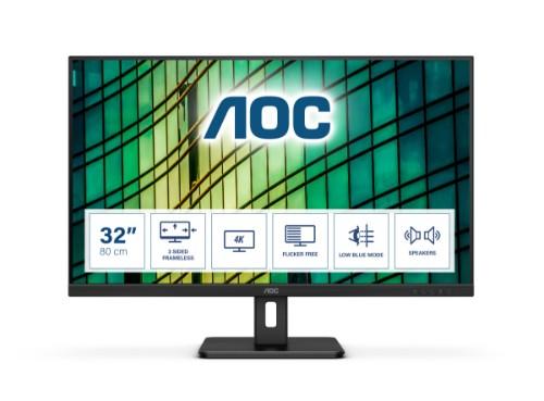 AOC E2 U32E2N LED display 80 cm (31.5