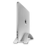 TwelveSouth BookArc Indoor Passive holder BookArc for MacBook, 55 x 92 x 215mm, 0.16kg Grey